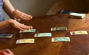 The Benefits of a Tarot Reading Card