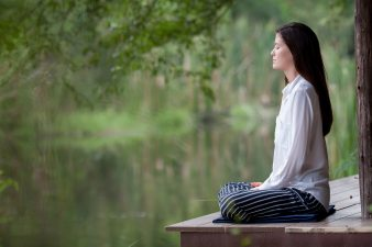 Healing Your Aura from Stress